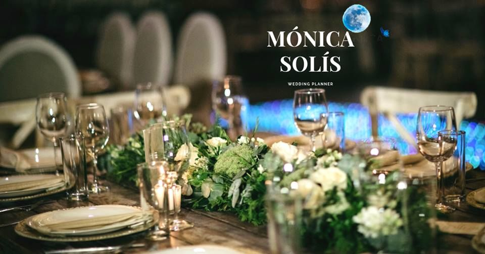 Mónica Solis Wedding Planner