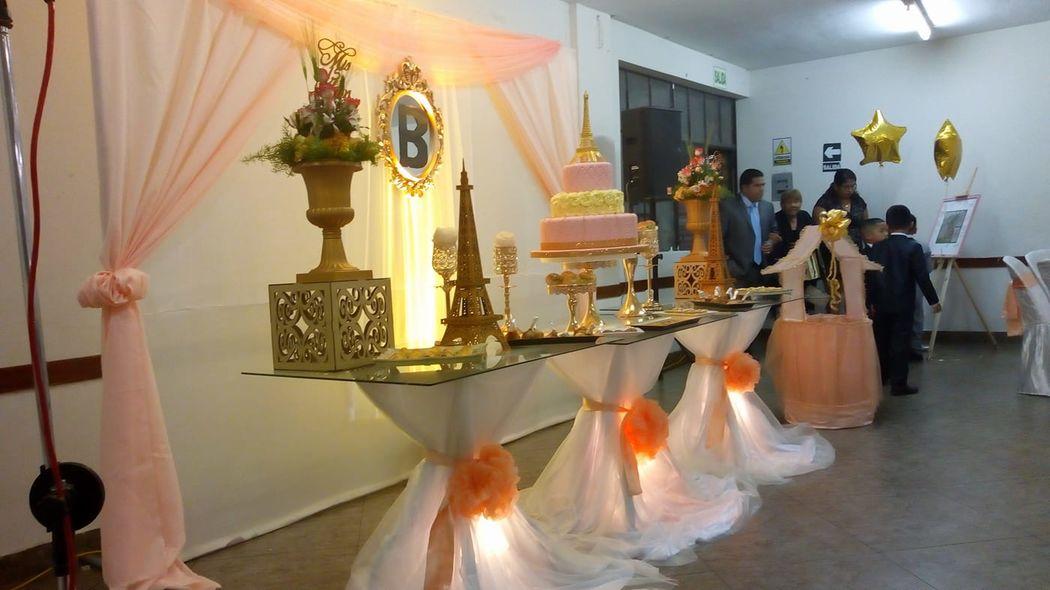 Eventos y catering Dpanta