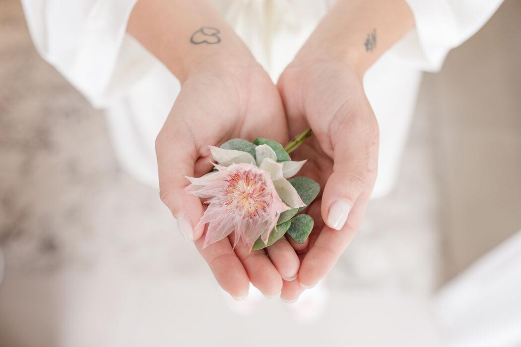Harmony in flower di Monica Bellora