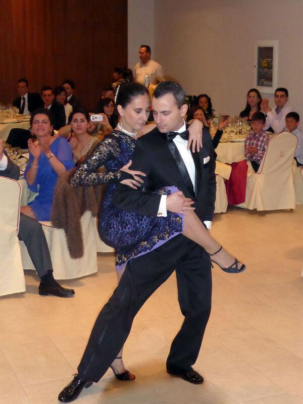 Tango - Sentimiento en tu boda