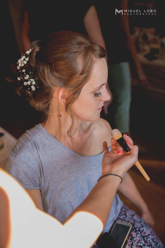 Aline Resende Maquilhadora