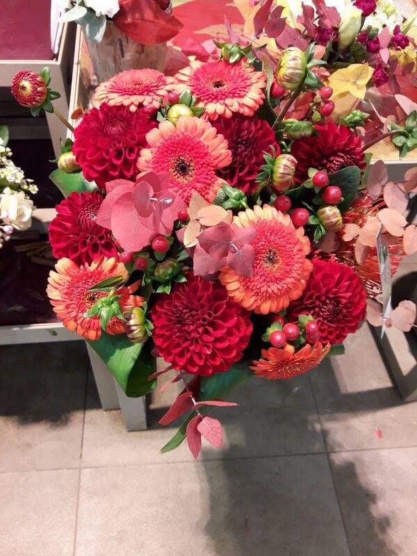 Fleurs d'O Paris