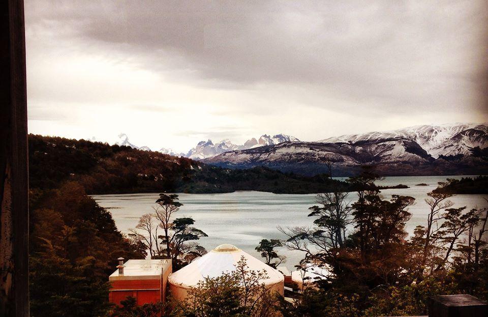 Un día de otorño en Patagonia Camp