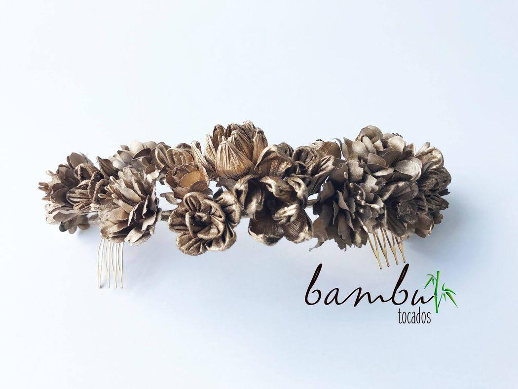 Bambú Tocados