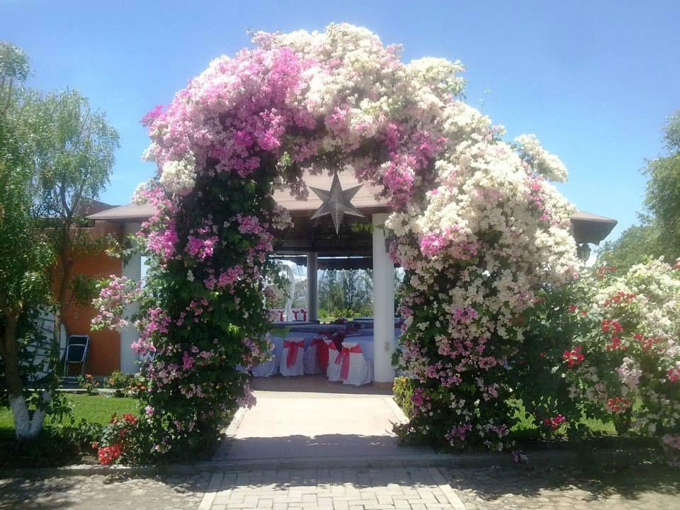 """Jardin De Bodas """"El Eden"""""""