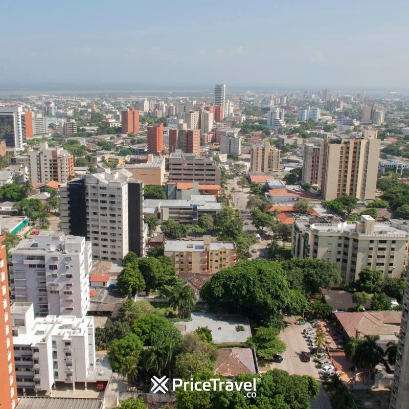 PriceTravel Colombia