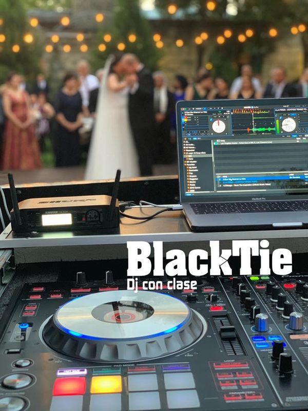 Blacktie Dj