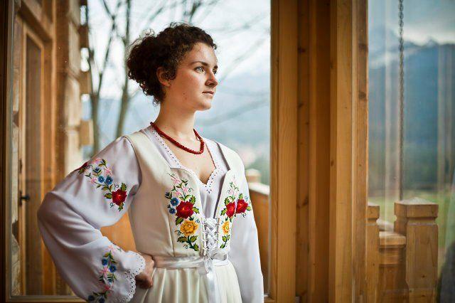 """Moda Ludowa """"Etynkowski Folk Fashion"""""""