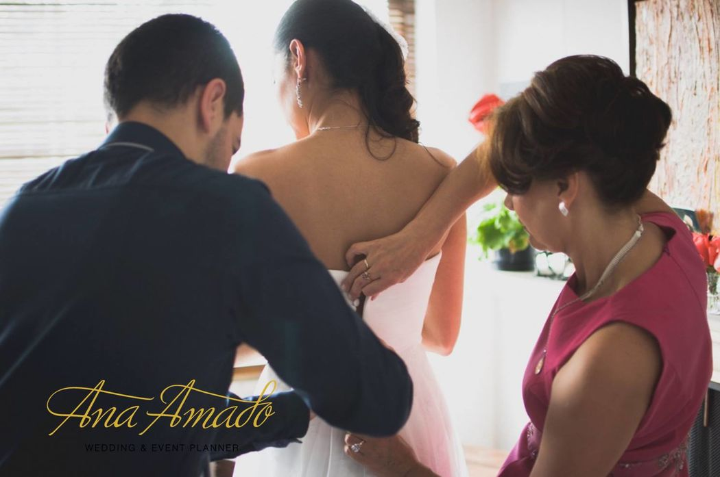 Ana Amado Wedding and Event Planner