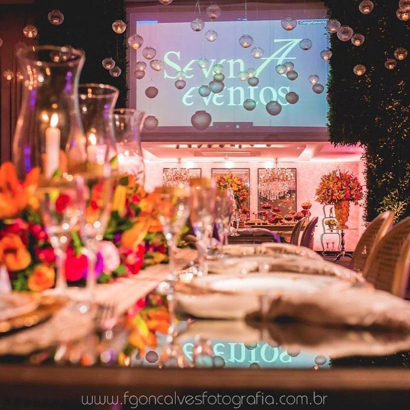 Seven Eventos Casa de Festas
