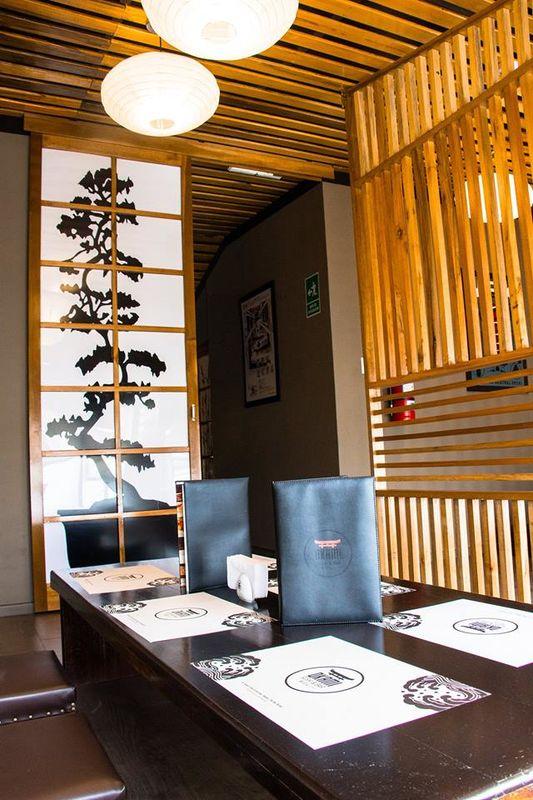 Okami Sushi & Bar