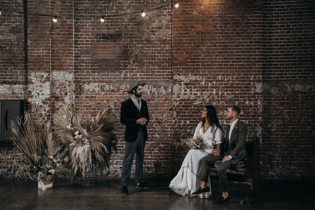 The Travelling Wedding Planner