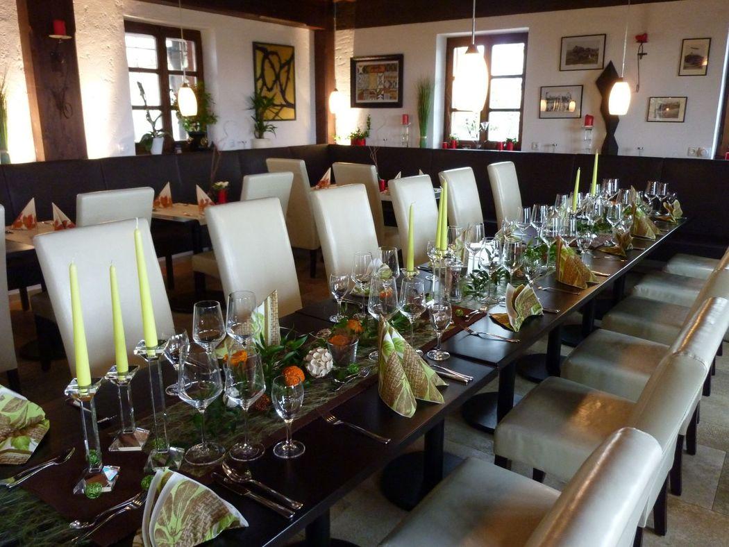 Restaurant Touché - Burg Hartenstein