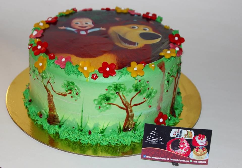 Tortas Willy