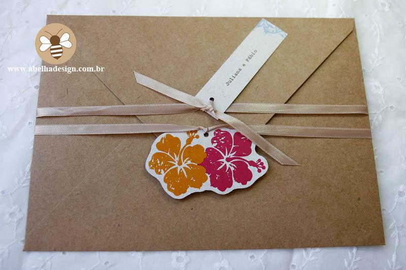 Coleção Praiano - Modelo Envelope Bico