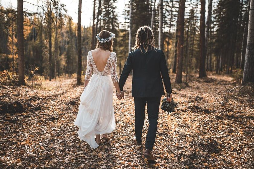 Wild hearts weddings