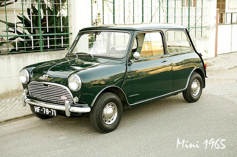 Mini de 1965