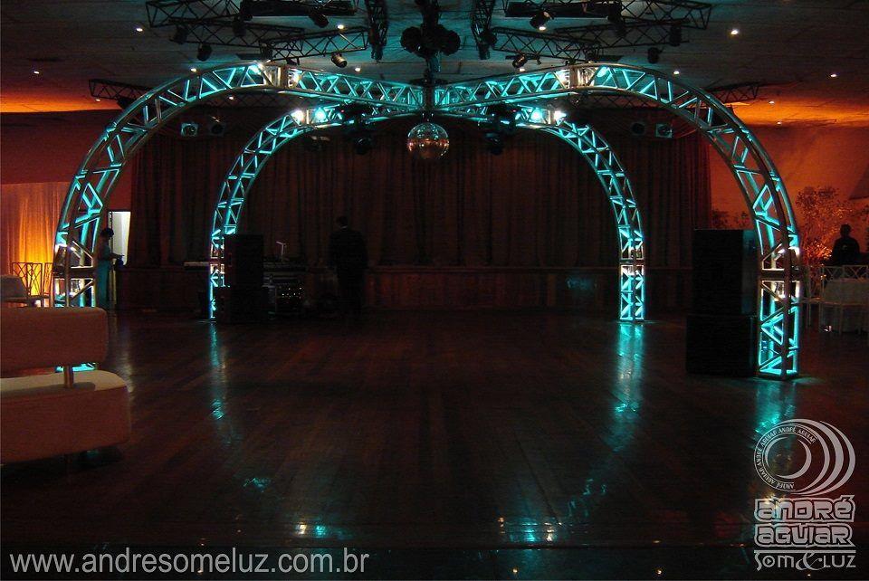 DJ André Aguiar Som, Luz & Imagens