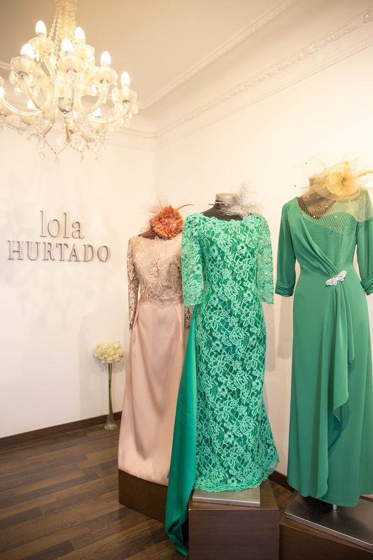 Lola Hurtado - Madrinas e invitadas
