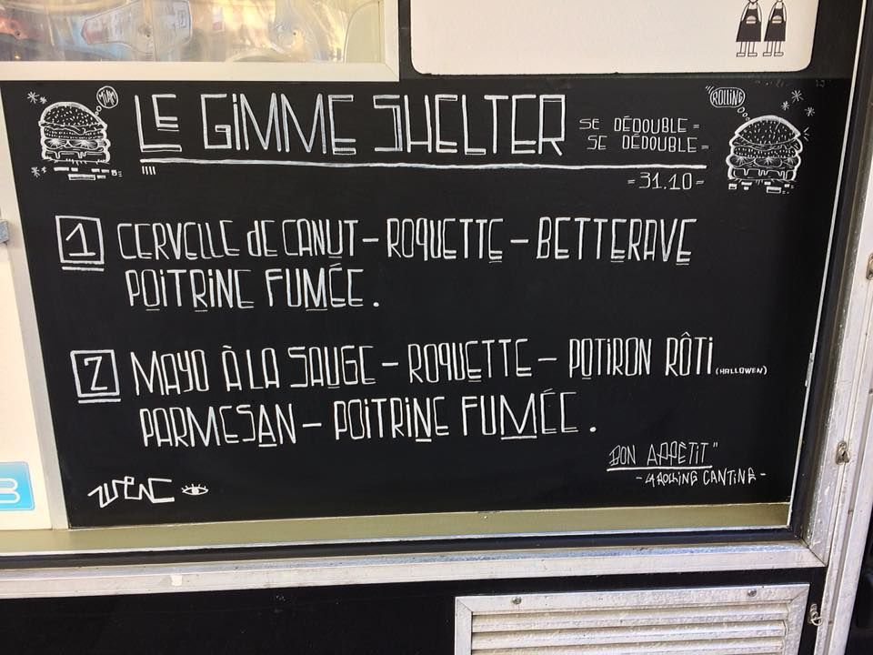 The Rolling Cantine
