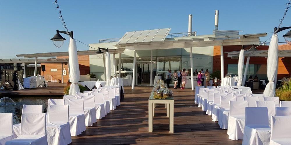 Aquarium Restaurante y Eventos