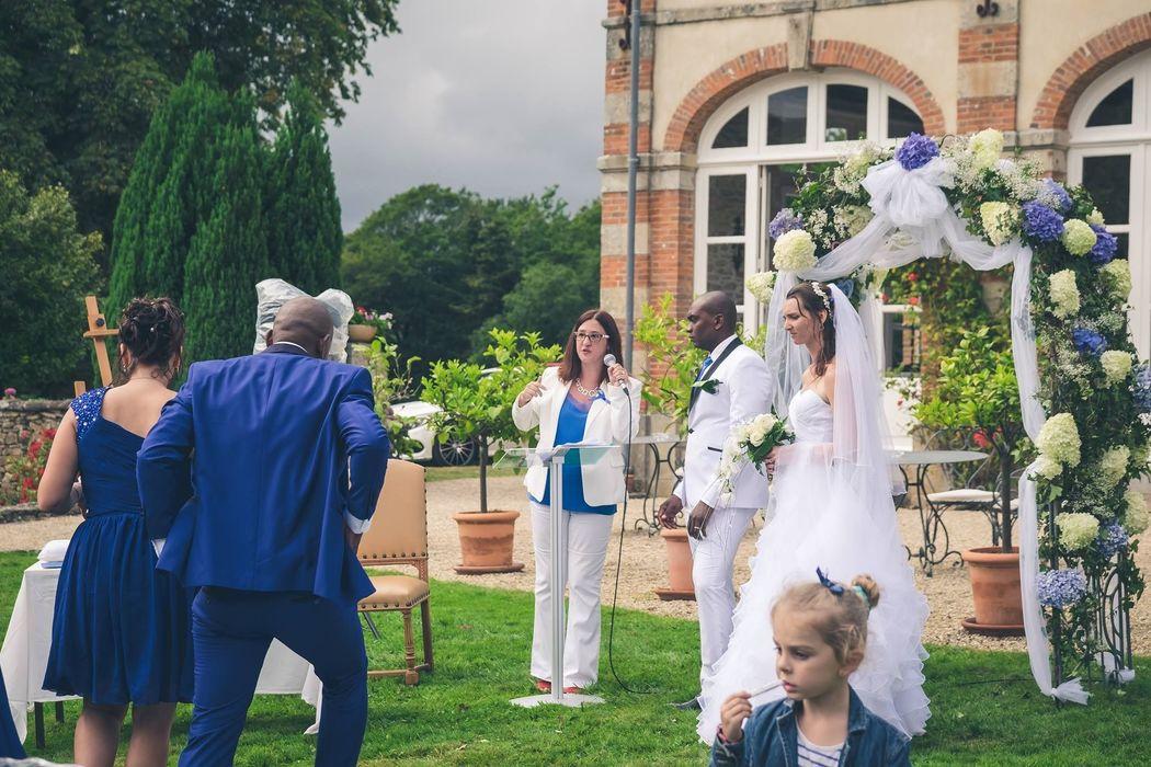 Mariage laïque franco-mahorais - 04.08.2017