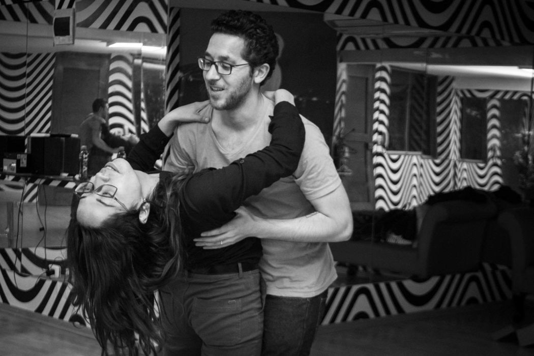 Clases de baile para novios - Bodanza