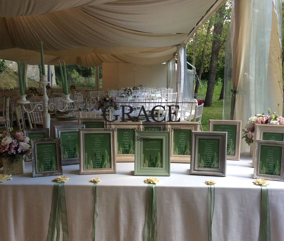 GRACE Weddings and Special Events