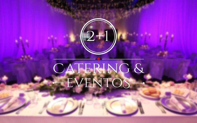 2+1 Eventos