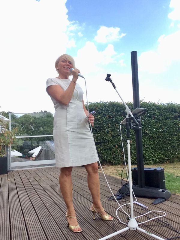 Uta Proschka - Sängerin