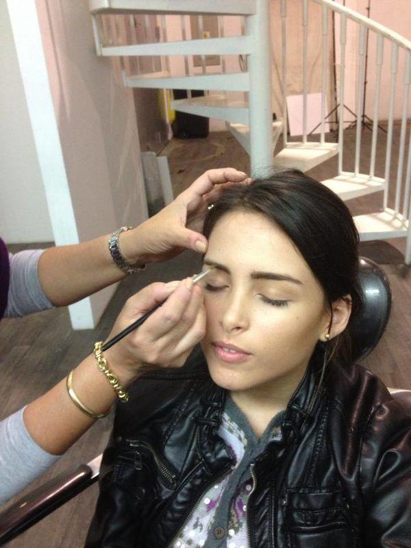 Claudia Ibáñez Make-up