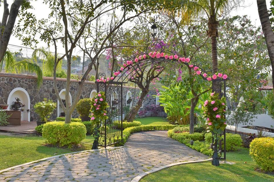 Jardín Los Amates
