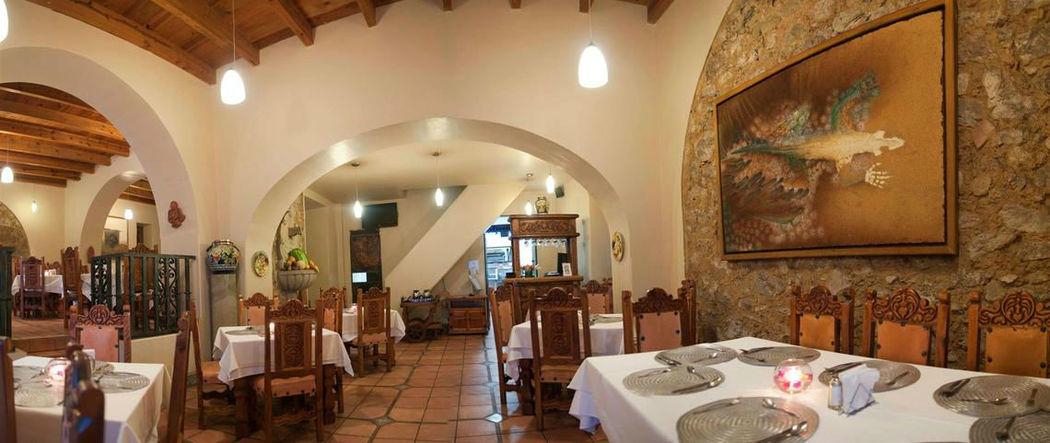 Hotel Agua Escondida para que celebres tu boda en Taxco
