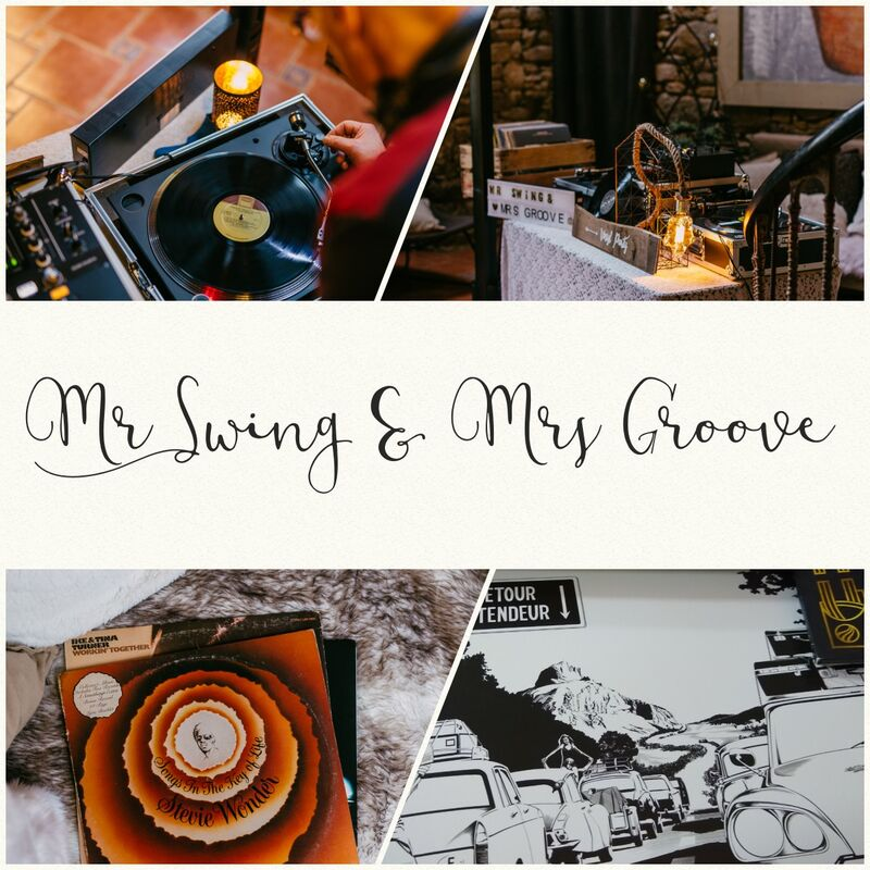 Mr Swing & Mrs Groove