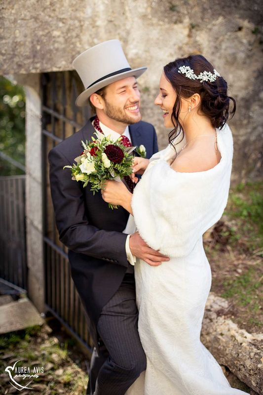 Destination wedding of Karina&Dimitri in Neuchatel, Switzerland