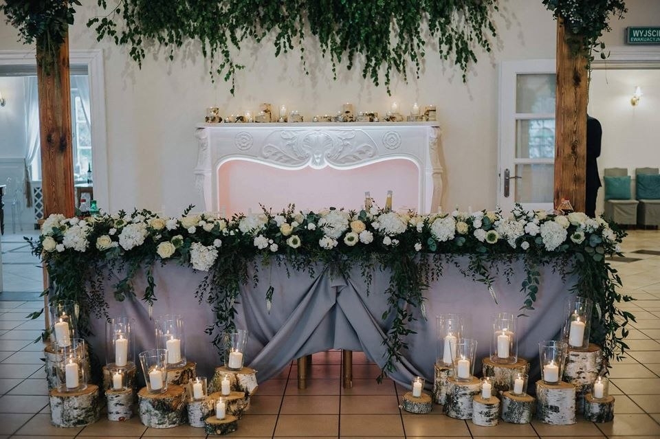 Floratoria - dekoracje ślubne