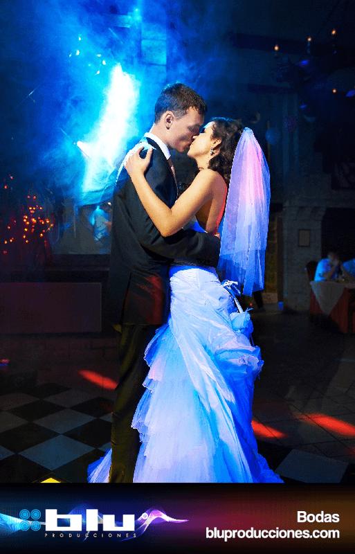 Blu Producciones, luz, sonido y mobiliario para tu boda en Guadalajara