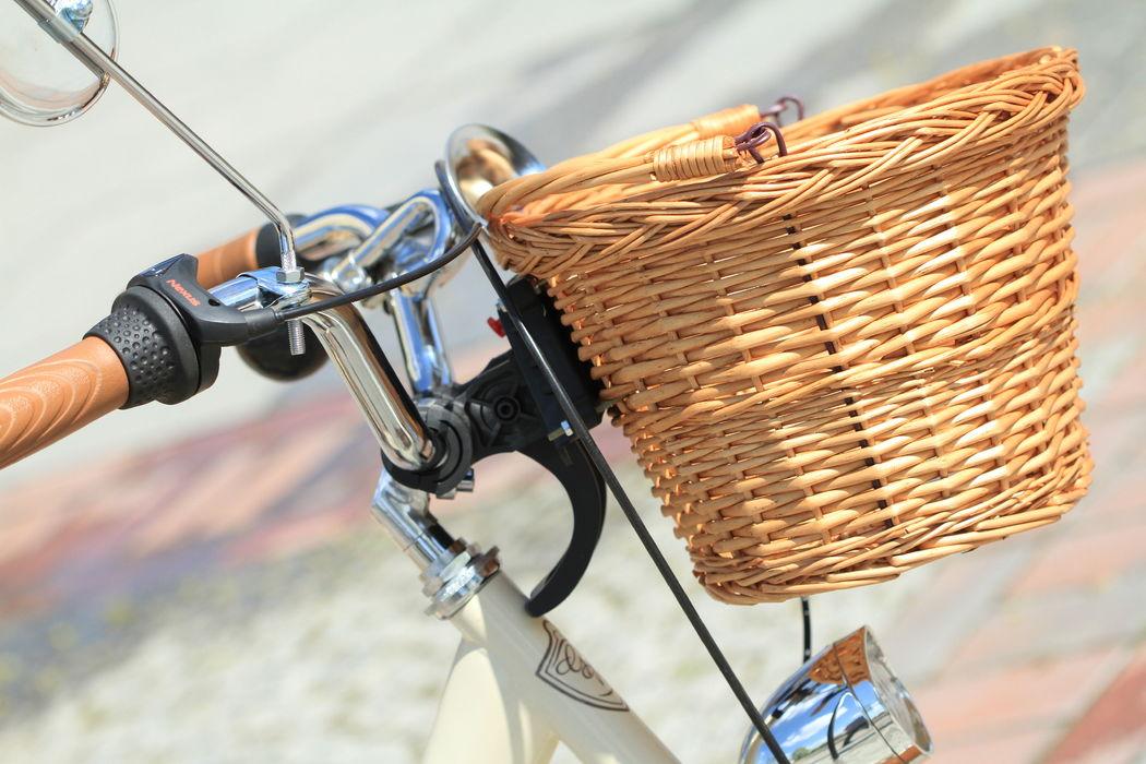 Rower z lodami