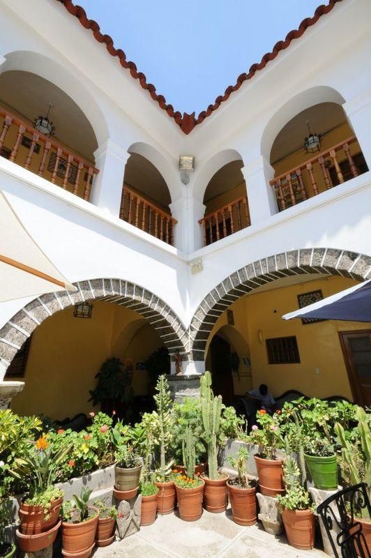 Hotel Santa Rosa Ayacucho