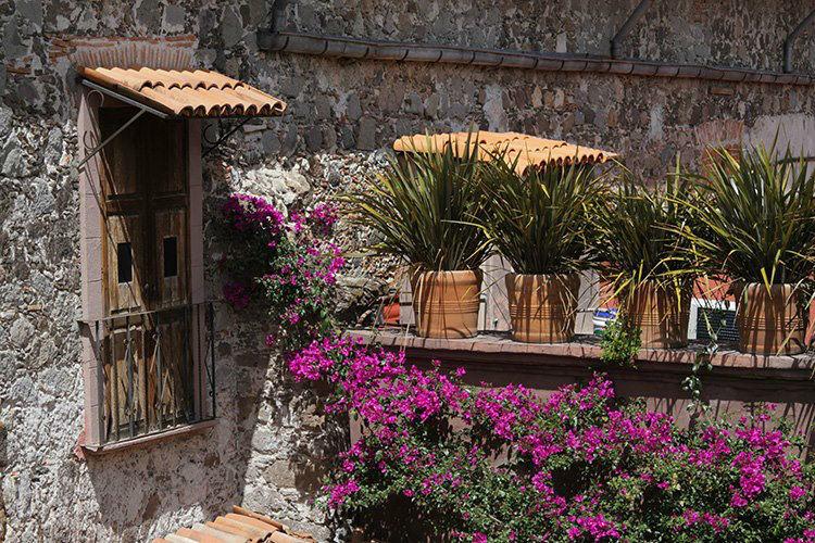 El Mesón Hotel en San Miguel de Allende