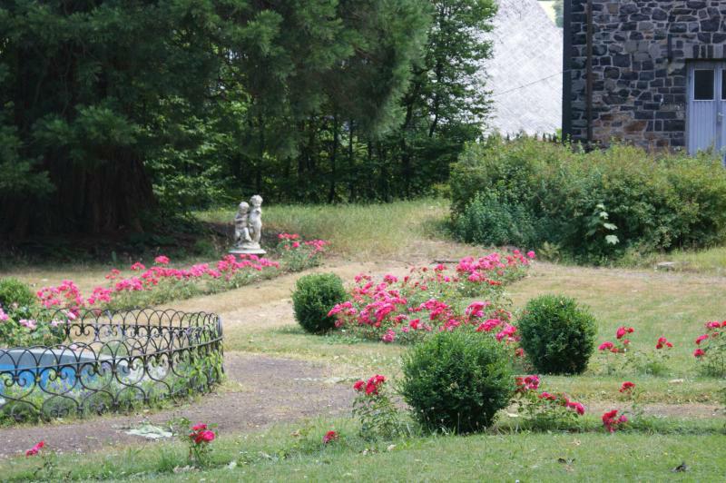 Beispiel: Schlossgarten, Foto: Schlosshotel Friedewald.