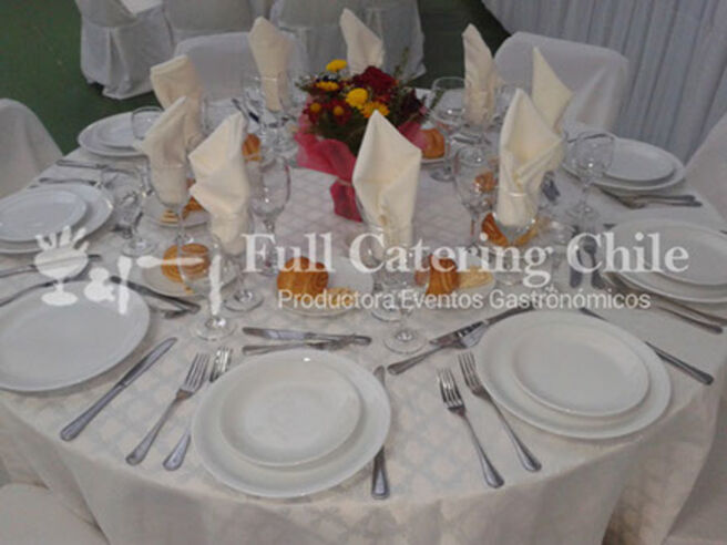 Full Catering Chile