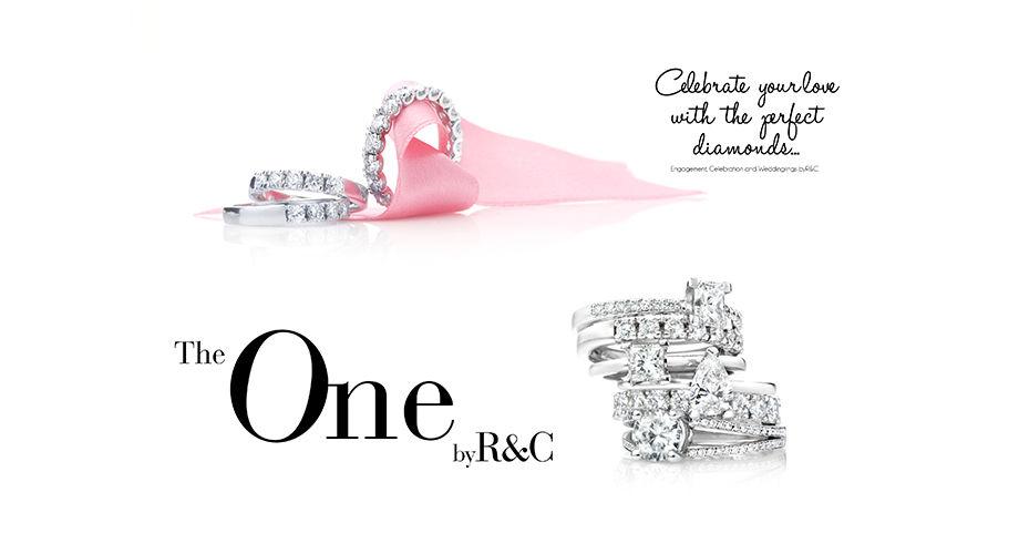 Vraag haar met de perfecte ring gemaakt door by R&C, she is the One.  Aanzoeksringen met diamanten gezet in witgoud.