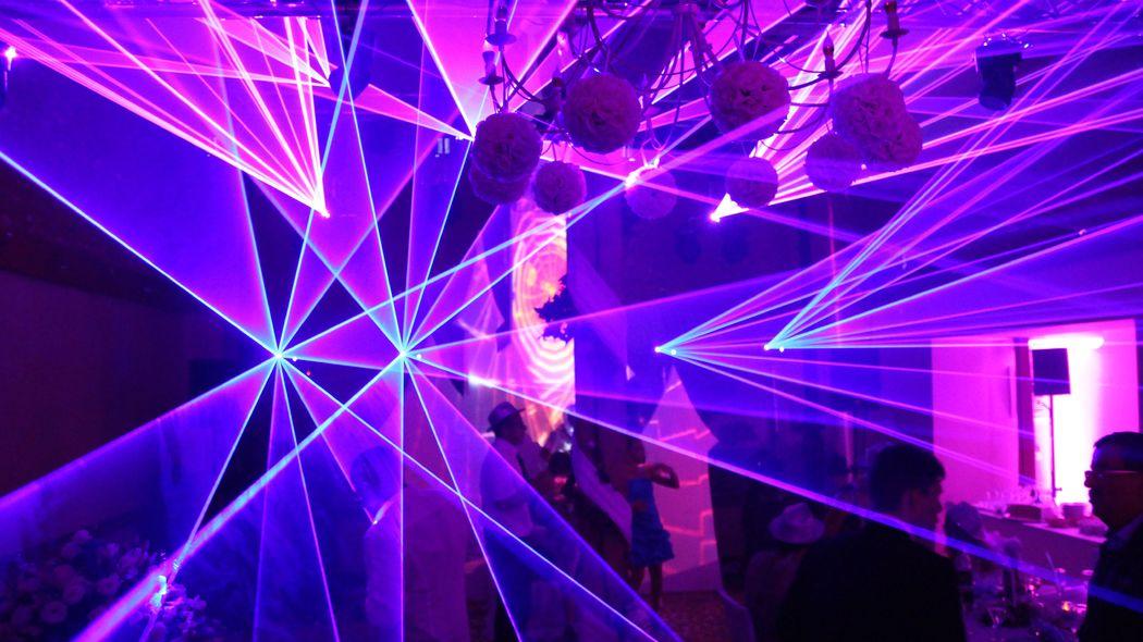 Show laser | Tsl Evenement | www.tsl-evenement.fr