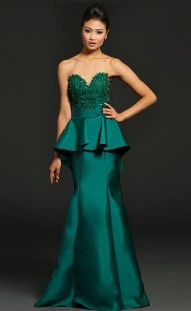 Merci Couture Vestidos
