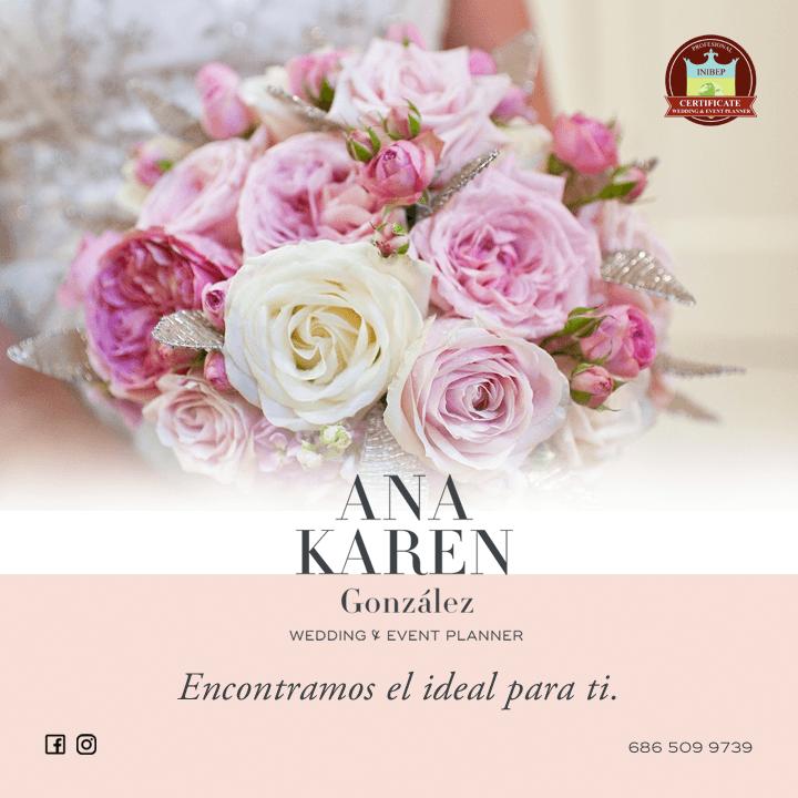 Ana Karen González Wedding and Event Planner