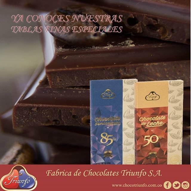 Chocolates Triunfo