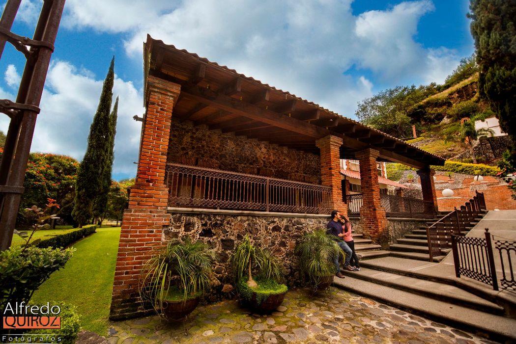 E. Casual  Antigua Planta San Agustín,  Atlixco