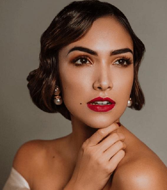 Linna Guasput Makeup and Hair