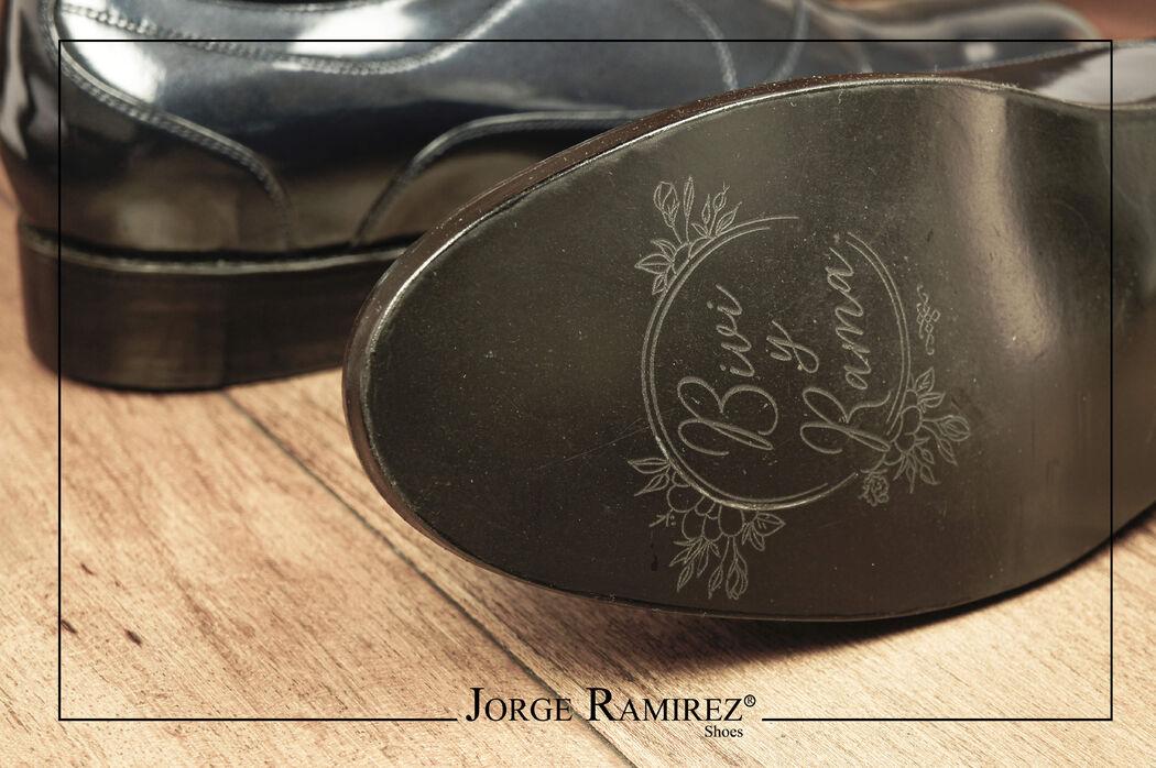 Jorge Ramírez Shoes